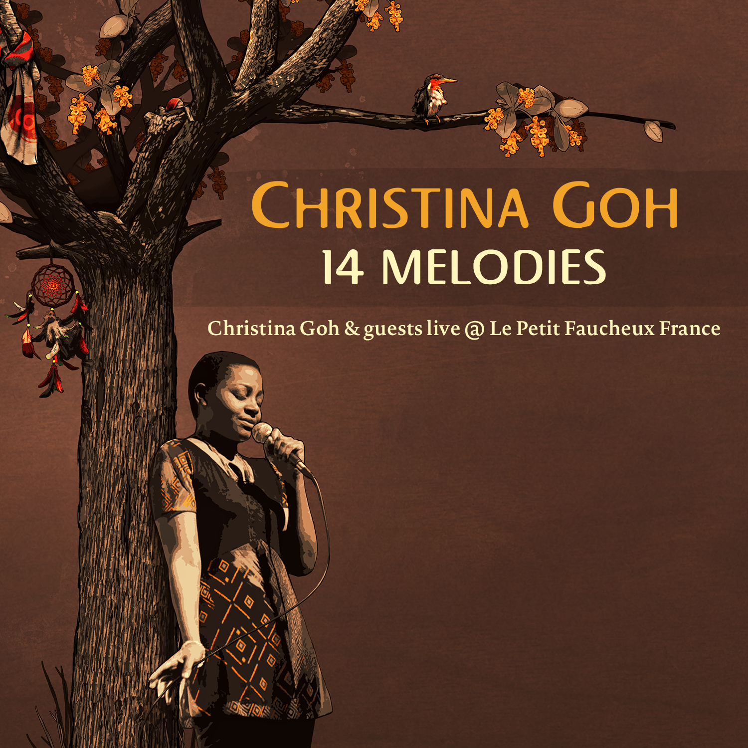 14 MELODIES Christina Goh