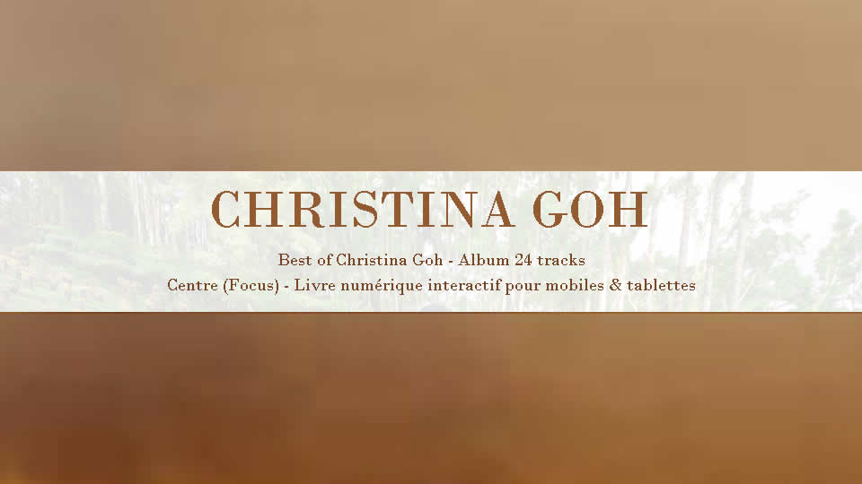 Christina Goh Officiel